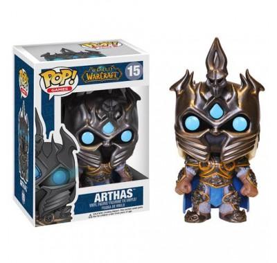 Arthas из игры World of Warcraft