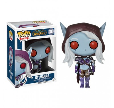Lady Sylvanas из игры World of Warcraft