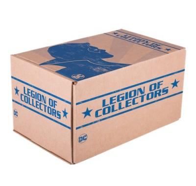 Юные Титаны набор (Teen Titans box) из бокса Legion of Collectors от Фанко и ДС Комикс