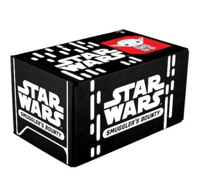 Последний Джедай набор (Last Jedi box) из коробки Smugglers Bounty от Фанко по фильму Звездные войны