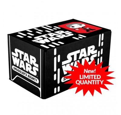 Хан Соло набор (Han Solo box) из коробки Smugglers Bounty от Фанко по фильму Звездные войны