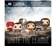 Justice League box из набора Legion of Collectors от Funko и DC Comics