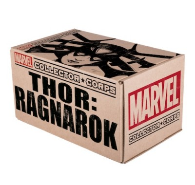 Тор: Рагнарек набор Марвел (Thor: Ragnarok) из набора Collector Corps от Фанко и Марвел