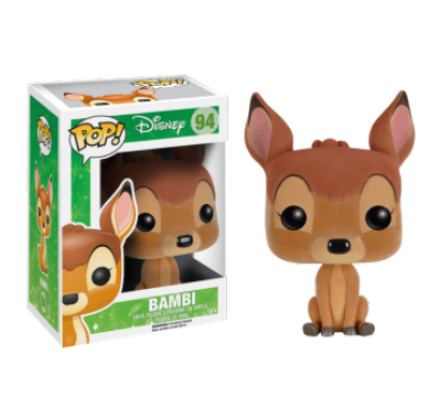 Bambi Flocked (Эксклюзив) из мультфильма Bambi