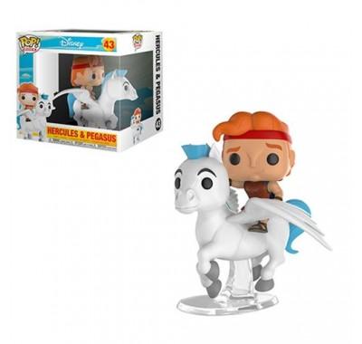 Геркулес и Пегас райд (Hercules and Pegasus ride) из мультика Геркулес