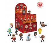 Box mystery minis из мультика Incredibles 2