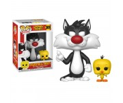 Sylvester and Tweety из мультика Looney Tunes