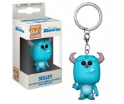 Sulley keychain из мультика Monster's Inc.