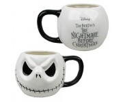 Jack Skellington Head Mug из мультика Nightmare Before Christmas