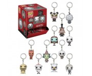 Nightmare Before Christmas blindbags Keychain из мультика Nightmare Before Christmas