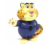 Officer Clawhauser (1/12) minis из мультфильма Zootopia