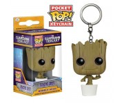 Groot Baby Dancing Key Chain из фильма Guardians of the Galaxy