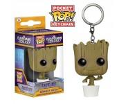 Groot Baby Dancing Key Chain из фильма Guardians of the Galaxy