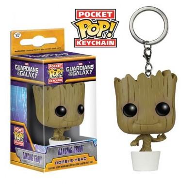 Грут Танцующий брелок (Groot Baby Dancing Key Chain) из фильма Стражи Галактики