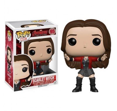 Scarlet Witch из киноленты Avengers: Age of Ultron Funko POP