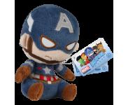 Captain America Mopeez Plush из киноленты Avengers 2