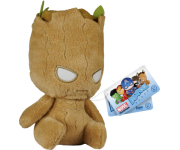 Groot Mopeez Plush из киноленты Guardians of the Galaxy