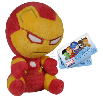 Iron Man Mopeez Plush из киноленты Avengers 2