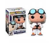 Doc Brown из фильма Back to the Future