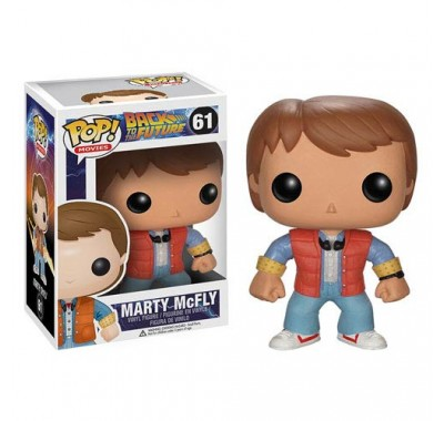 Marty McFly из киноленты Back to the Future