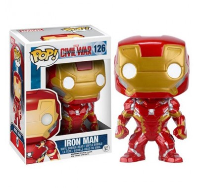 Iron Man из киноленты Captain America: Civil War Funko POP