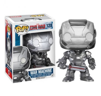 War Machine из киноленты Captain America: Civil War