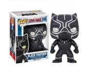 Black Panther из киноленты Captain America: Civil War