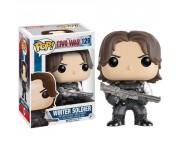 Winter Soldier из киноленты Captain America: Civil War