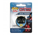 Black Panther Pin из киноленты Captain America: Civil War
