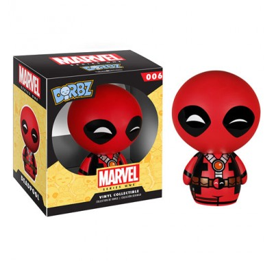 Deadpool Marvel Dorbz из киноленты Deadpool