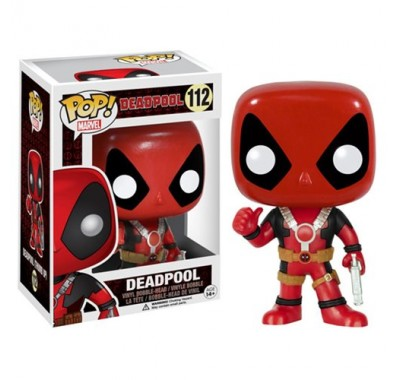 Deadpool Thumbs Up из киноленты Deadpool