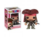 Jack Sparrow из киноленты Pirates of the Caribbean