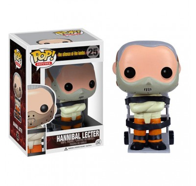Hannibal Lecter из киноленты Silence of the Lambs