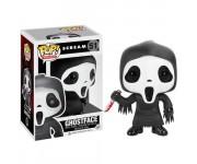 Scream Ghostface из киноленты Scream