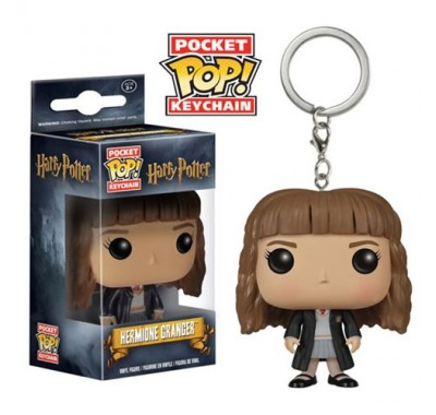 Hermione Key Chain из киноленты Harry Potter
