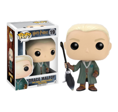Draco Malfoy Quidditch (Эксклюзив) из киноленты Harry Potter