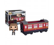 Hermione Granger with Hogwarts Express из фильма Harry Potter