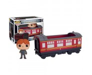 Ron Weasley with Hogwarts Express из фильма Harry Potter