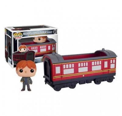 Рон Уизли и Хогвартский экспресс (Ron Weasley with Hogwarts Express) из фильма Гарри Поттер
