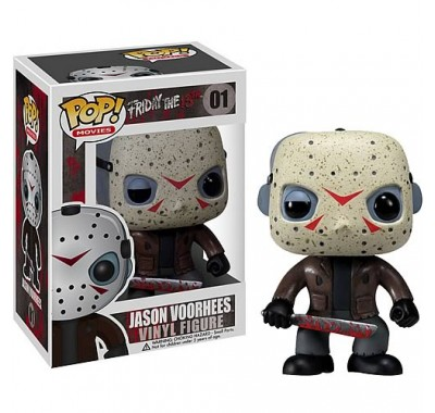 Jason Voorhees из киноленты Friday the 13th