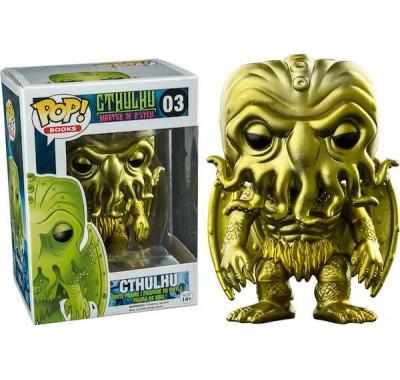Cthulhu Gold (Эксклюзив) из серии HP Lovecraft Funko POP