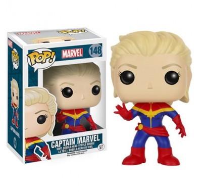 Captain Marvel Unmasked из вселенной Marvel