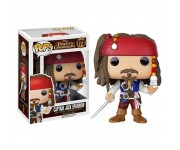 Captain Jack Sparrow из фильма Pirates of the Caribbean