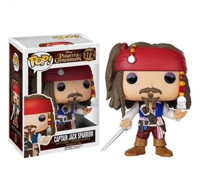 Капитан Джек Воробей (Captain Jack Sparrow) из фильма Пираты Карибского моря