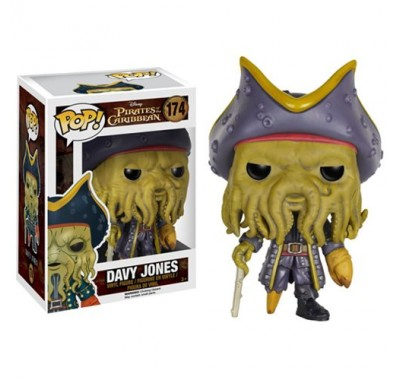 Davy Jones из киноленты Pirates of the Caribbean