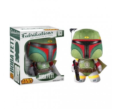 Boba Fett Fabrikations из вселенной Star Wars