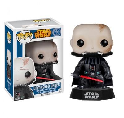 Дарт Вейдер без маски (Darth Vader Unmasked) из фильма Звездные Войны