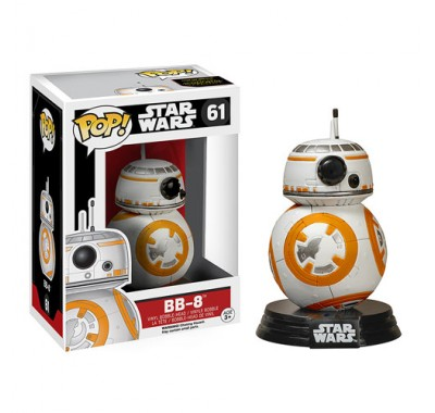 BB-8 из киноленты Star Wars Funko POP