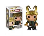 Loki with Helmet из фильма Thor: The Dark World Marvel