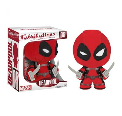 Deadpool Fabrikations из вселенной  Marvel